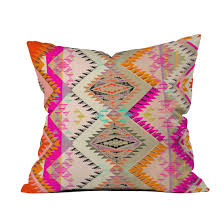 Dusted Sunset Outdoor Pillow Dotandbo Collections Bohemian Livingutm Sourceutm Mediumorganicdb Sku104872
