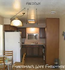covering soffit in kitchen remodel hometalk
