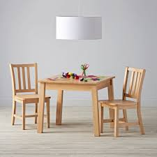 Land Of Nod Table And Chairs   Sante Blog