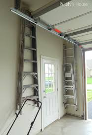 Awesome Hang Ladder In Garage 14 About Remodel Home Design ... Awesome Ladder Ideas In Home Design Contemporary Interior Compact Staircase Designs Staircases For Tight Es Of Stairs Inside House Best Small On Simple Fniture Using Straight Wooden And Neat Pating Fold Down Attic Halfway Open Comfy Space Library Bookshelf Images Amazing Step Shelves Curihouseorg Spectacular White Metal Spiral With Foot Modern Pictures Solutions