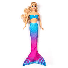 Mermaid Tails For Fashion Dolls Maui Splash Fashion Doll Tail Set