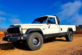 100 Jeep Truck Dont Wait For The New Pickup Just Get This 84 J10 Gear Patrol