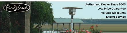 Fire Sense Deluxe Patio Heater Stainless Steel by Fire Sense Patio Heaters Propane And Electric