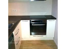 cuisine four encastrable meuble cuisine four plaque meuble cuisine pour plaque de cuisson