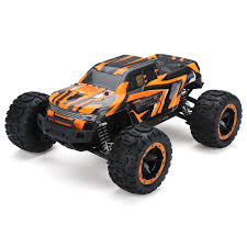 100 Brushless Rc Truck SG 1601 116 24G 4WD Offroad Monster RC Car Vehicle RTR Orange
