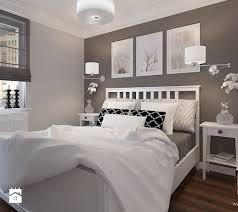 schlafzimmer dekor grau und weiß alle dekoration