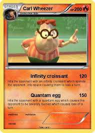 Pokemon Carl Wheezer 5