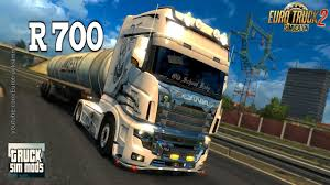 Scania R700 - Euro Truck Simulator 2 » ETS2 Mods | Euro Truck ...