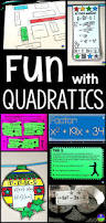 Online Algebra Tiles Factoring by 231 Best Algebra Quadratics Images On Pinterest Teaching Math