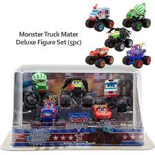 100 Monster Truck Mater Set GolfClub