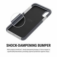Incipio IPH-1795-BLU Stashback Wallet Case For Iphone Xs 5.8
