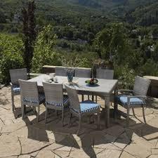 Wayfair Outdoor Patio Dining Sets by Sunbrella Patio Dining Sets You U0027ll Love Wayfair