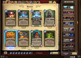 Hearthstone Hunter Beast Deck 2015 by Collection Manager Hearthstone Wiki