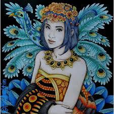 One Of Nicholas F Chandrawienata Line Art In Fantasia Coloured By