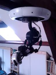 Glados Ceiling Lamp Amazon by 3d Printed Glados Gaming