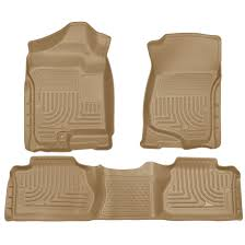 Husky Weatherbeater 2007-2013 GMC Sierra 1500 ExtCab Tan Front ... 2011 Gmc Sierra Floor Mats 1500 Road 2018 Denali Avm Hd Heavy Aftermarket Liners Page 8 42018 Silverado Chevrolet Rubber Oem Michigan Sportsman 12016 F250 F350 Super Duty Supercrew Weathertech Digital Fit Amazoncom Husky Front 2nd Seat Fits 1618 Best Plasticolor For 2015 Ram Truck Cheap Price 072013 Rear Xact Contour Used And Carpets For Sale 3 Mat Replacement Parts Yukon Allweather