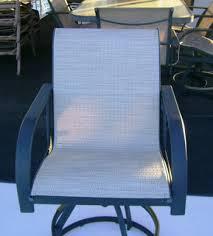 Winston Patio Furniture Replacement Slings by Customer Diy Slings