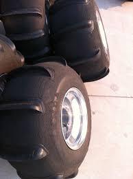 100 Truck Paddle Tires 85 22 Sling Shot 22 Sand 2pcs RC