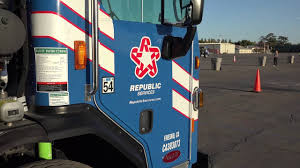 100 Used Trucks Fresno Ca Republic Services Truck Rodeo 2018 YouTube
