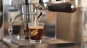 Espresso Iced Coffee Pour