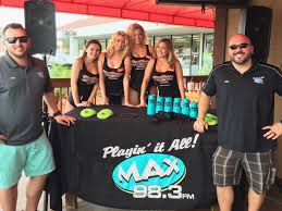 100 The Wing House House Remote Max 983 FM