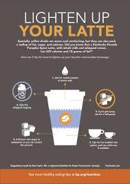 Dunkin Donuts Pumpkin Spice Latte Nutrition by Lighten Up Your Latte Thrive