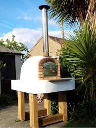 modele de barbecue exterieur my barbecue four à pizza extérieur lisboa 90cm