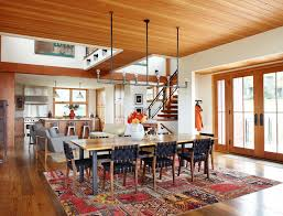 edison light bulb fixtures living room rustic with ceiling