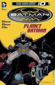 Batman Incorporated Vol 2 0 Cover