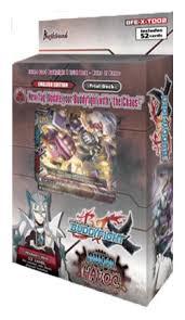 buddyfight trial deck 5 bfe x td02 ruler of havoc future card buddyfight trial