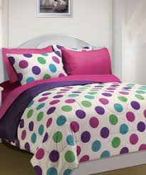 cute colors and reversible forter for teen girls
