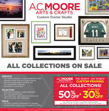 Payless Decor Promo Code by View A C Moore Weekly Craft Deals