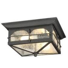 j du j sierra craftsman 10 1 2 inch w outdoor ceiling light