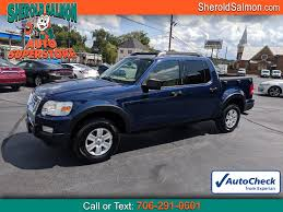 Used 2008 Ford Explorer Sport Trac For Sale In Rome, GA 30165 ... Buy Here Pay 2007 Ford Explorer Sport Trac For Sale In Hickory 2001 Overview Cargurus Used 2004 Puyallup Wa 98371 R S Auto Sales Llc Mt Washington Ky 2008 Limited West Kelowna 2005 Sport Trac Wfb68152 Hartleys And Rv 2010 Sale Edmton For St Paul Mn 2003 Savannah Ga Nationwide Autotrader