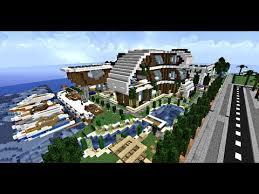 maison de luxe minecraft minecraft maisons modernes villas de luxe
