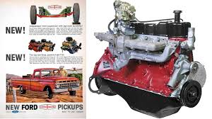 9 Most Badass Ford Truck Engines Of The Past 50 Years - Ford-Trucks
