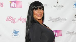 big ang honored with mural in staten island entertainment tonight