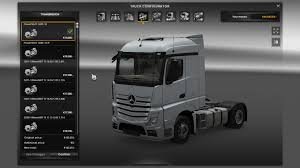 GEARBOX FOR ALL TRUCKS 1.3 ETS 2 Mod - Mod For European Truck ...