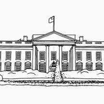 Full Size Of Coloring Pageswhite House Page American In Houses Pages White