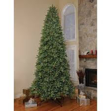 Ge Artificial Christmas Trees by Fresh Design 12 Ft Led Christmas Tree Ge Feet Pre Lit Led