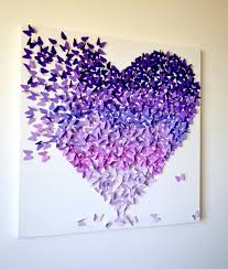 Happy Valentines Day 12Pcs 3D Butterfly Sticker Home Wall Decoration Valentines Day Birthday Sticker Party TV