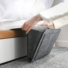 aufbewahrungstasche zum aufhängen am bett für schlafzimmer
