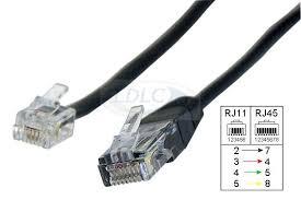 câblage prise téléphone rj11 rj45 et prise en t josdblog