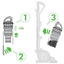 Dyson Dc65 Multi Floor Manual by Dyson Dc65 Support How To Clean The Clear Bin And Cyclone