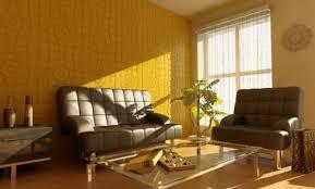 gelbe wand 20 ideen für gelbe farbgestaltung freshouse
