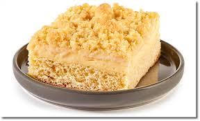 streusel kuchen mit pudding