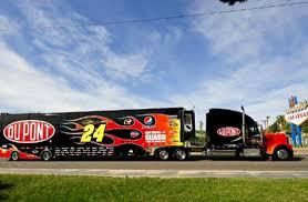 DuPont, Hauler, Transporter, NASCAR | Race Transporters & Haulers ...