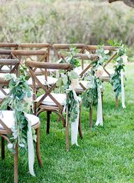 Chic Rustic Wedding Aisle Decoration Ideas For 2017