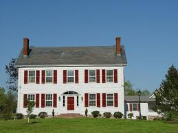 Colonial Homes by Colonial House Styles And Exles Oldhouses