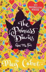 Meg Cabot The Princess Diaries